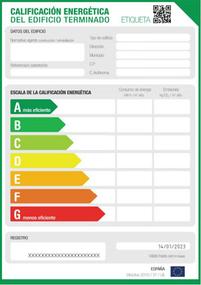 Certificados energ ticos estudios for Certificado energetico en santander